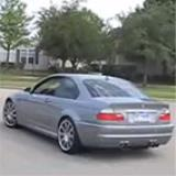 BMW E46 M3 Full Supersprint Exhaust Drive-by