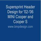 Supersprint Header Design for a '02-'06 MINI
