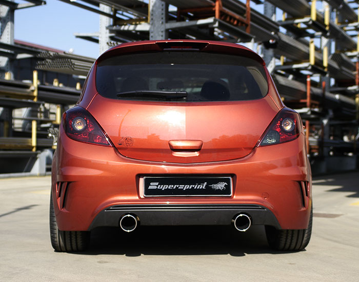"OPEL CORSA D OPC ""Nürburgring"" 1.6i Turbo (211 PS) 2011 –›"