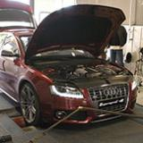 Audi S5 3.0 TFSI - Full Supersprint exhaust system