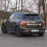 BMW MINI Cooper S Countryman ALL4 1.6i Turbo 2010 -> Supersprint Catback system - Acceleration