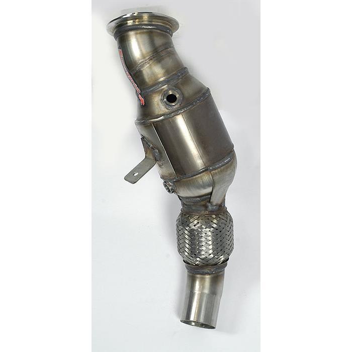 Bmw Z4 Sdrive20i M Sport: Downpipe + Sport Metallkatalysator Für Z4 20i / SDrive20i