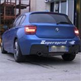 BMW F20 118i 1.6T (170 PS) 2012 -> Supersprint Komplett-Auspuffanlage