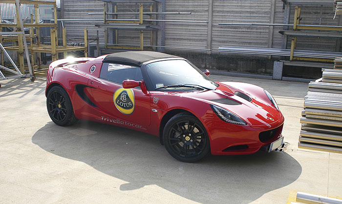 LOTUS ELISE S Supercharged (220 PS) 2011 –›