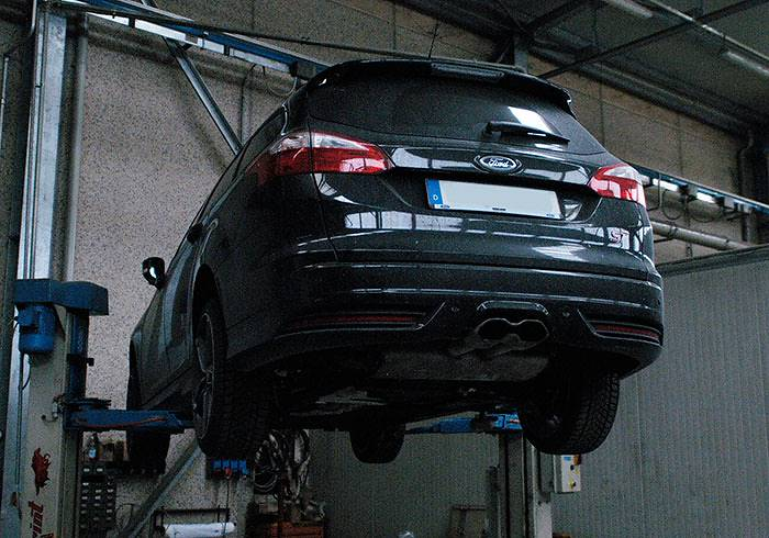 Ford Focus St 2 0t 250 Ps 11 Gt Supersprint