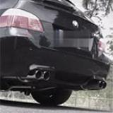 "BMW E61 (Touring) M5 5.0i V10 ' 07 -> Supersprint Ab Kat (Endschalldämpfer ""Racing"")"