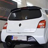 RENAULT TWINGO RS 1.6i -> Supersprint Abgasanlage