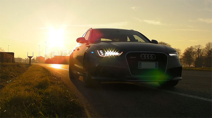 AUDI A6 RS6 Typ 4G Quattro 4.0T (560 PS) 2013 –›