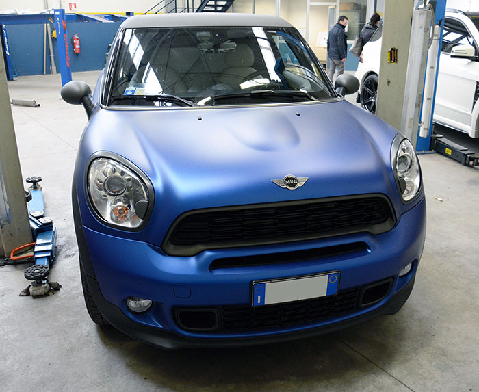 BMW MINI Cooper S Paceman ALL4 1.6i Turbo 2013