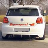 VW POLO 6R 1.2i (60 PS - 70 PS) 2009 -> Supersprint Auspuffanlage