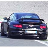 "PORSCHE 997 Turbo GT2 (530 PS) -> Supersprint ""Turbo-back"" Anlage"