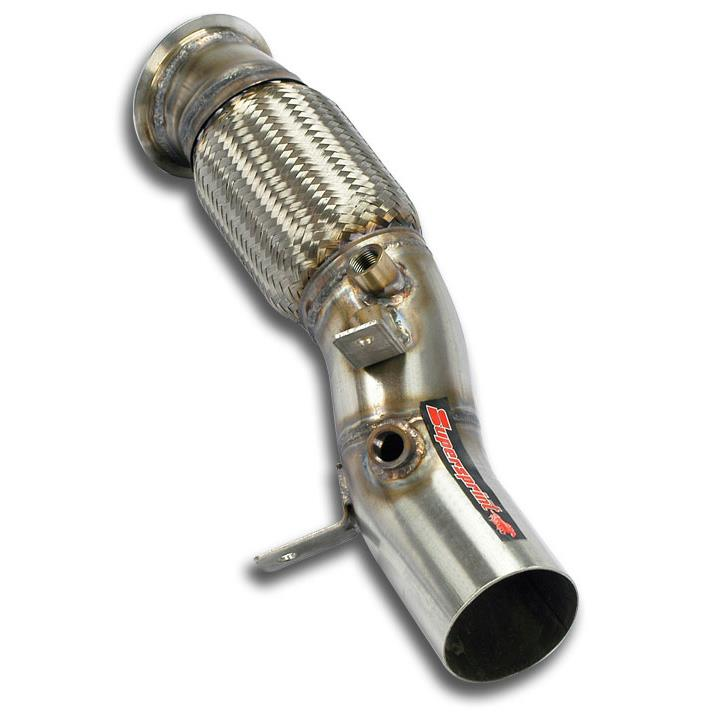 BMW - BMW F25 X3 35i (6 cyl. - 306 Hp) 2011 -> Downpipe<br>(Replaces catalytic converter), performance exhaust systems