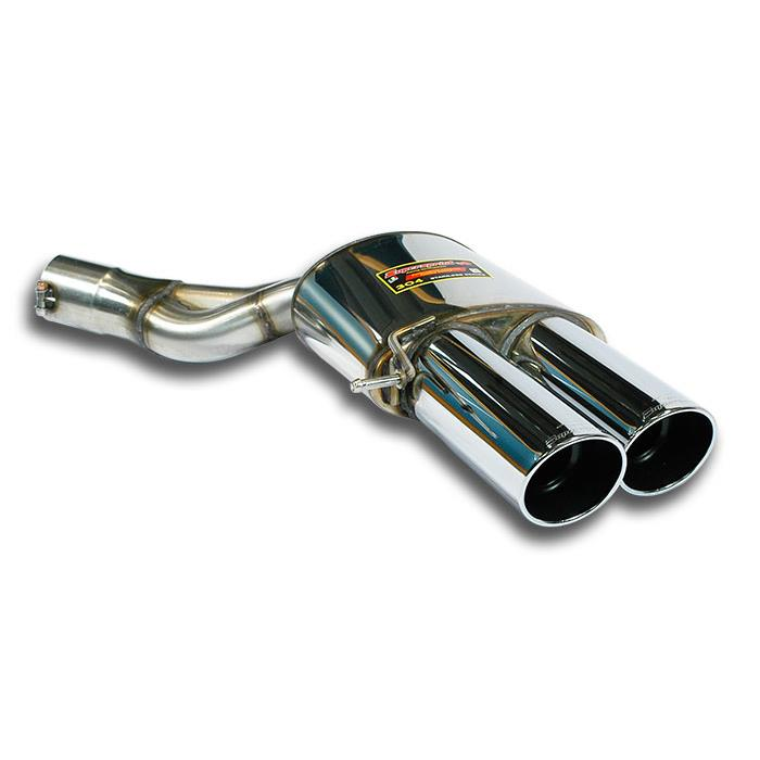 BMW M - BMW F10 M5 V8 2012 ->  Rear exhaust Right OO100, performance exhaust systems