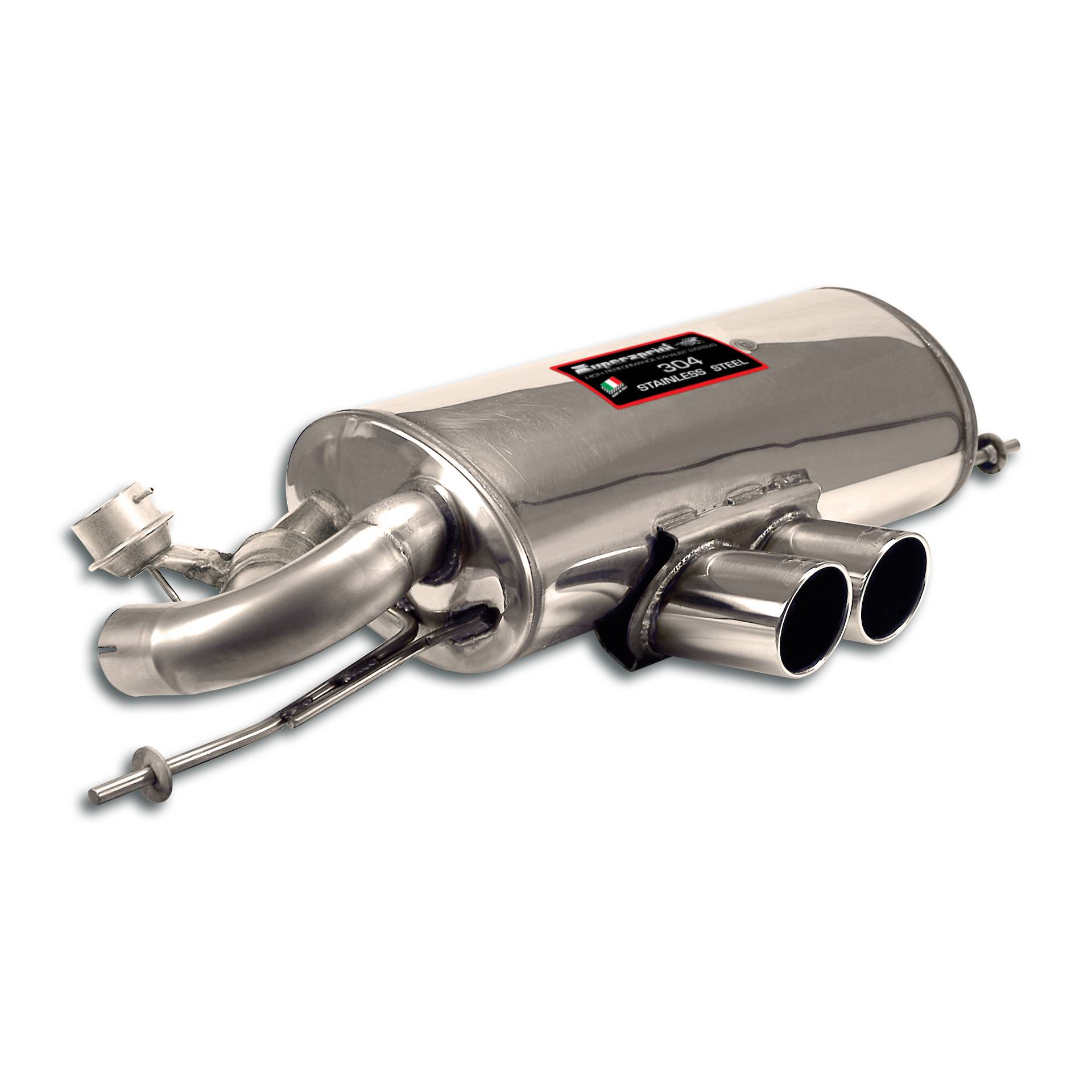 Performance sport exhaust for LOTUS EVORA Sport 410, LOTUS EVORA