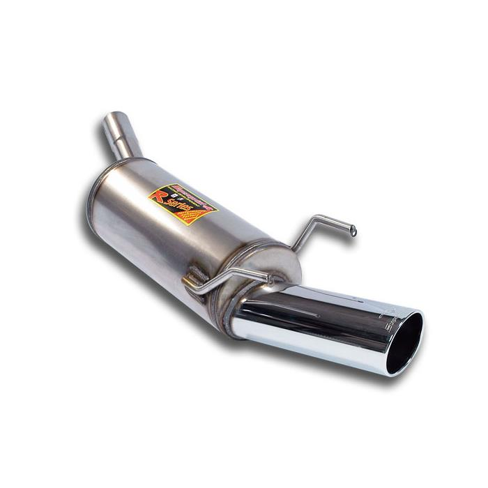 Opel - OPEL CORSA B 1.6i Sport 16V '93 -> Rear exhaust 90x85 STEEL 409, performance exhaust systems