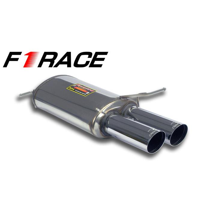 "BMW M - BMW E60 (Sedan) M5 5.0i V10 '05 ->(Ø70mm system) Rear exhaust Left ""F1 Race"" OO80, performance exhaust systems"