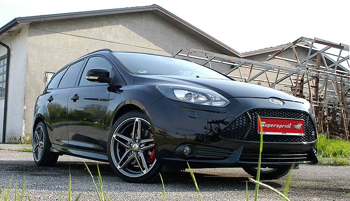 FORD FOCUS WAGON ST 2.0T (250 Hp) '11 –›