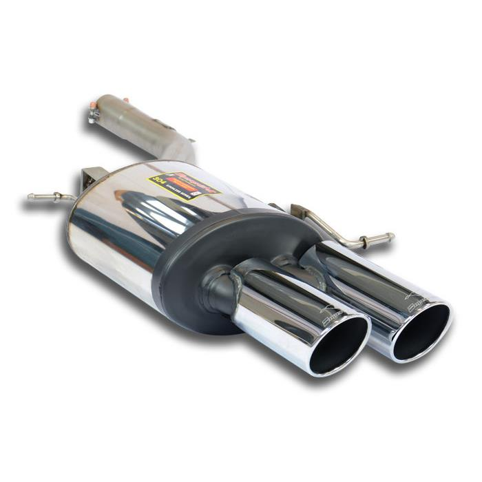 BMW - BMW F10 / F11 550i V8 LCI 2012-> Rear exhaust Left OO100, performance exhaust systems