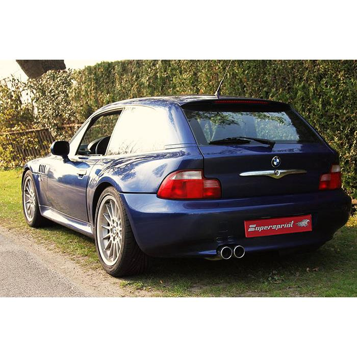 Bmw Z3 Coup 233 2 8i 09 98 Gt 00 Bmw Classic Syst 232 Mes D 233 Chappement