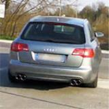 AUDI A6 S6 C6 Typ 4F QUATTRO (Avant) 5.2 V10 (430 Hp) '06 -> Supersprint Catback system
