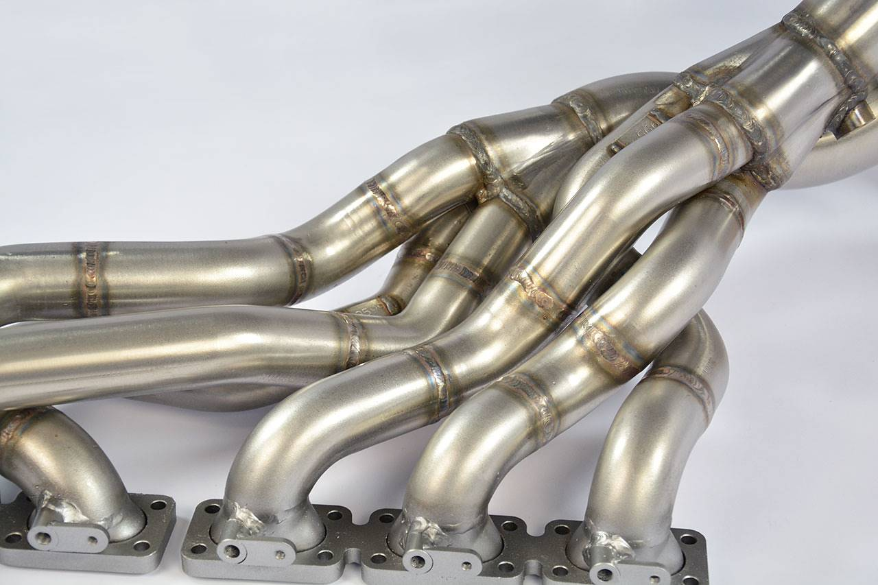 Supersprint Exhaust for BMW E36 M3 GT 3.0i (295 Hp) Coupé '95