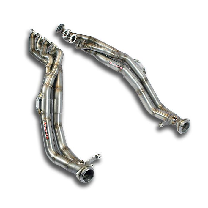 Mercedes - MERCEDES W463 (2-door) G500 V8 (M113 3v Engine) 1998 -> 2008 Manifold Right + Left, performance exhaust systems
