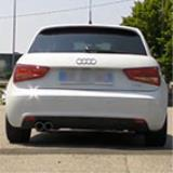 "AUDI A1 1.2 TFSi (86 Hp) -> Sistema ""Cat-back"" Supersprint"