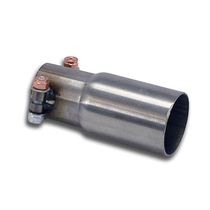 Mercedes - MERCEDES W176 A 180 1.6T (122 Hp) 2016 -> Sleeve pipe for OEM front exhaust, performance exhaust systems