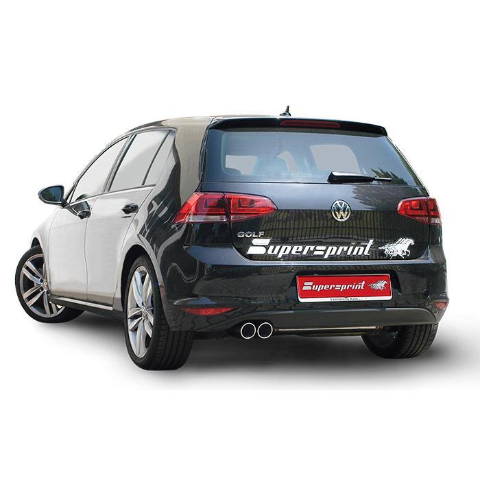 VW GOLF VII 1.6 TDI (110 Hp) 2013 -> 2017, Volkswagen