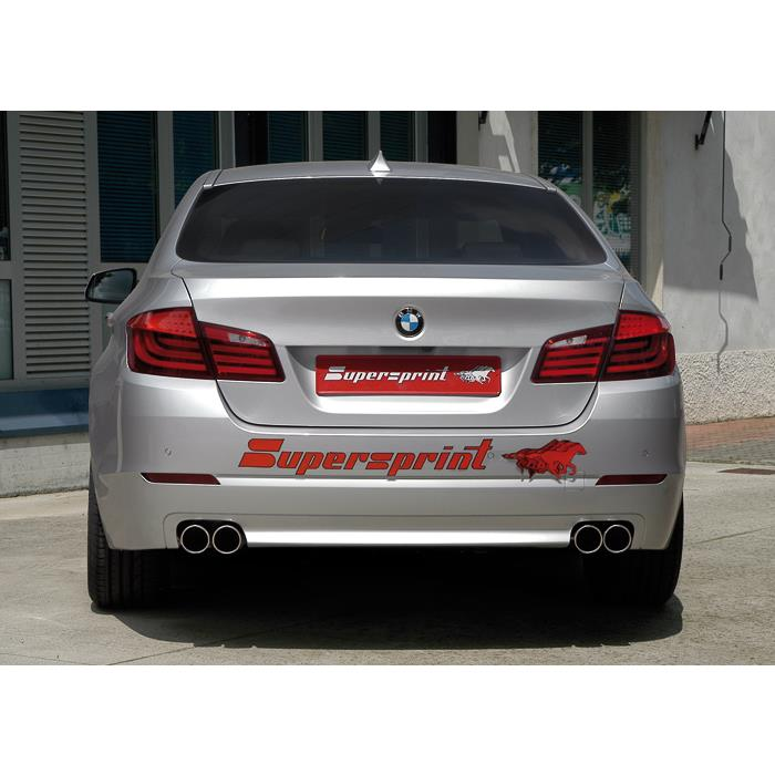 BMW - BMW F10 / F11 530i (6 cyl. - 272 Hp) 2011 ->