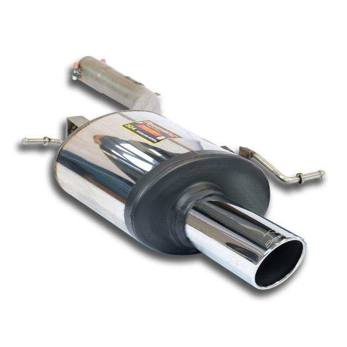 BMW - BMW F12 / F13 640i xDrive 2013 -> Rear exhaust Left O100, performance exhaust systems