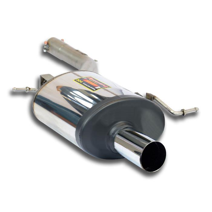 "BMW - BMW F10 / F11 520i (2.0 Turbo 4 cyl. 184 Hp) 2012 -> Rear exhaust Left O76 ""Performance"", performance exhaust systems"