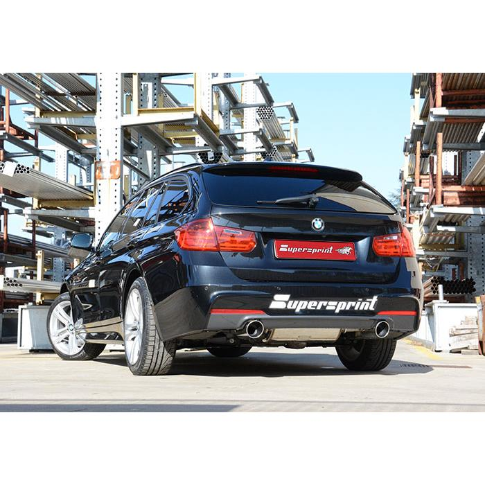 Bmw Xdrive 335d: BMW F30 / F31 (Sedan-Touring) 335d XDrive (313 Hp) 2013