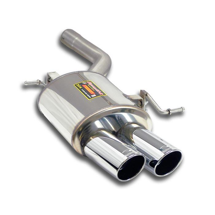 "BMW - BMW F12 / F13 640i xDrive 2013 -> Rear exhaust Left ""Power Loop"" OO90, performance exhaust systems"