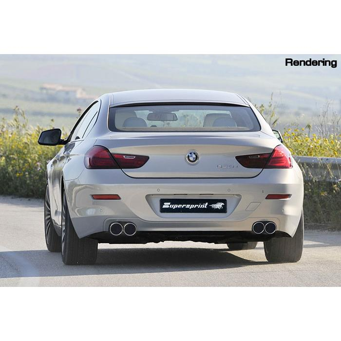 BMW - BMW F06 Gran Coupè 640i (320 Hp) 2012 ->