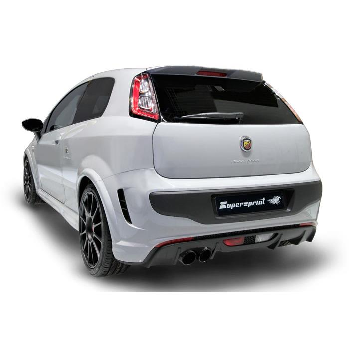 GRANDE PUNTO EVO ABARTH 1.4T MultiAir SuperSport (180 Hp) 2012 ->