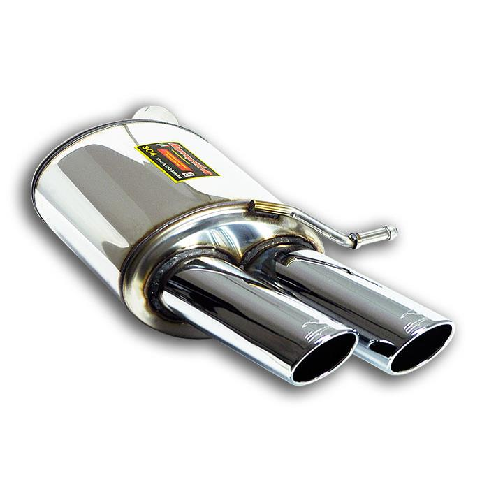 Audi - AUDI Q5 QUATTRO 2.0 TFSI (180 Hp) 2010 -> Rear exhaust Left 90x70, performance exhaust systems