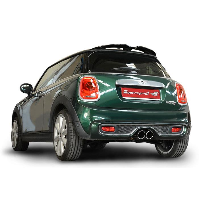 MINI F56 Cooper S 2.0T (B48 Engine - 192 Hp) '14-> (with valve)