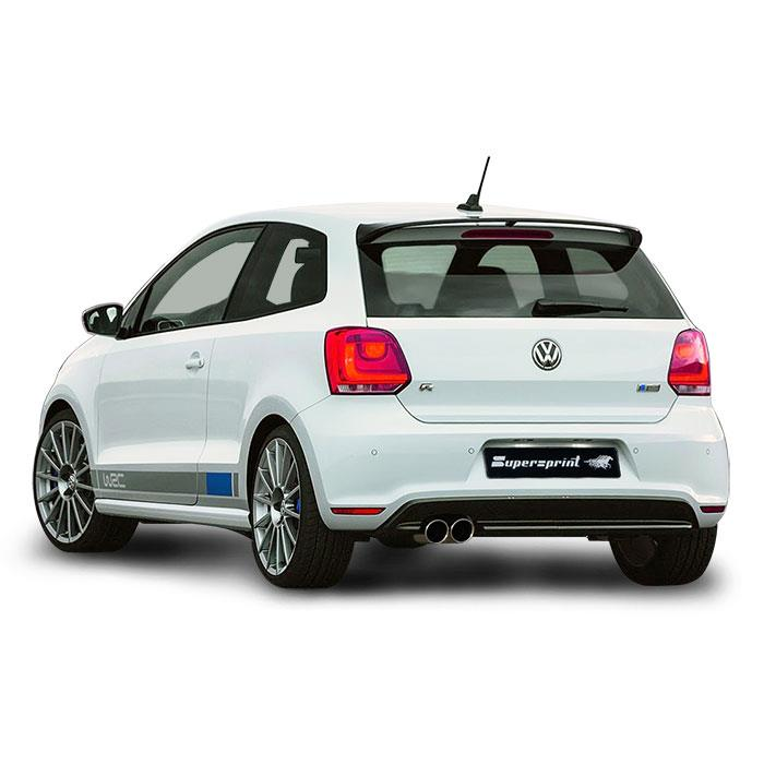 VW POLO R WRC 2.0 TSI (220 Hp) 2013 ->