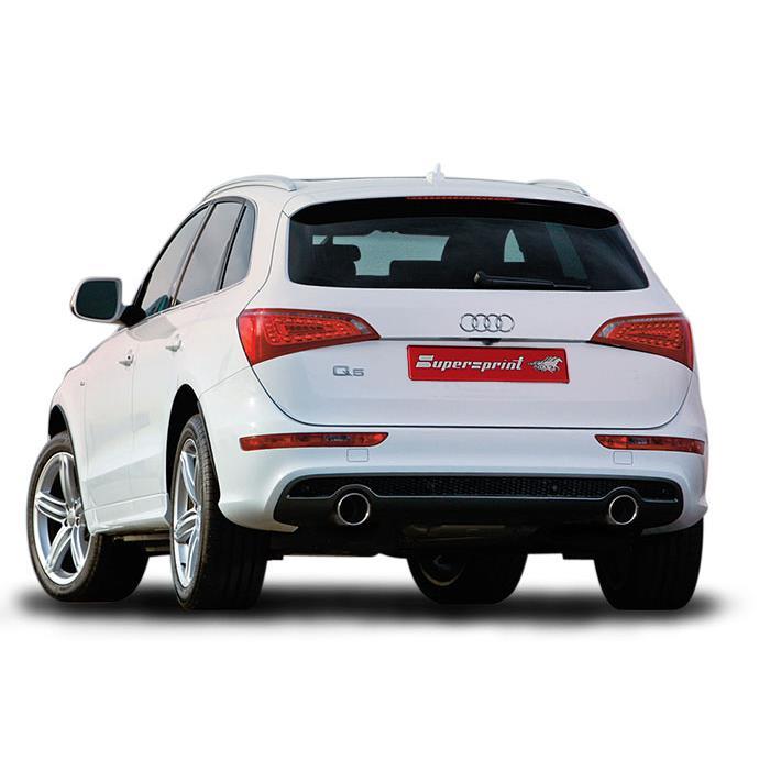 Audi Q5 Quattro 3 0 Tdi V6 239 Ps 2008 Gt 2012 Audi