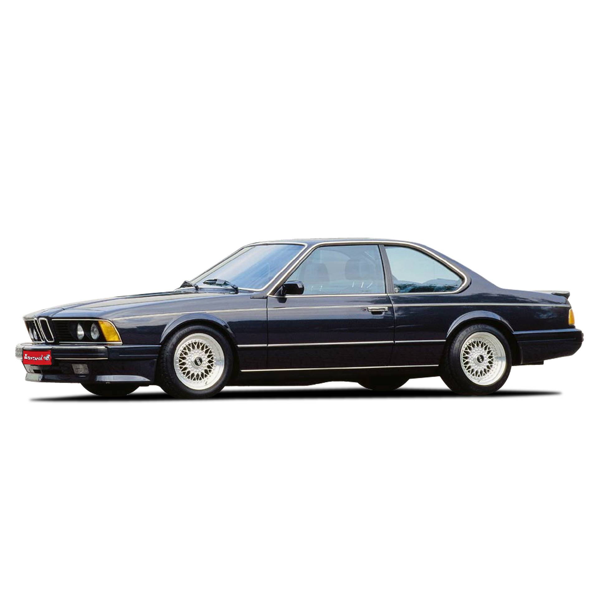 BMW E24 635 CSi (M30) Kat. 6/'87 -> '89 (USA Model)