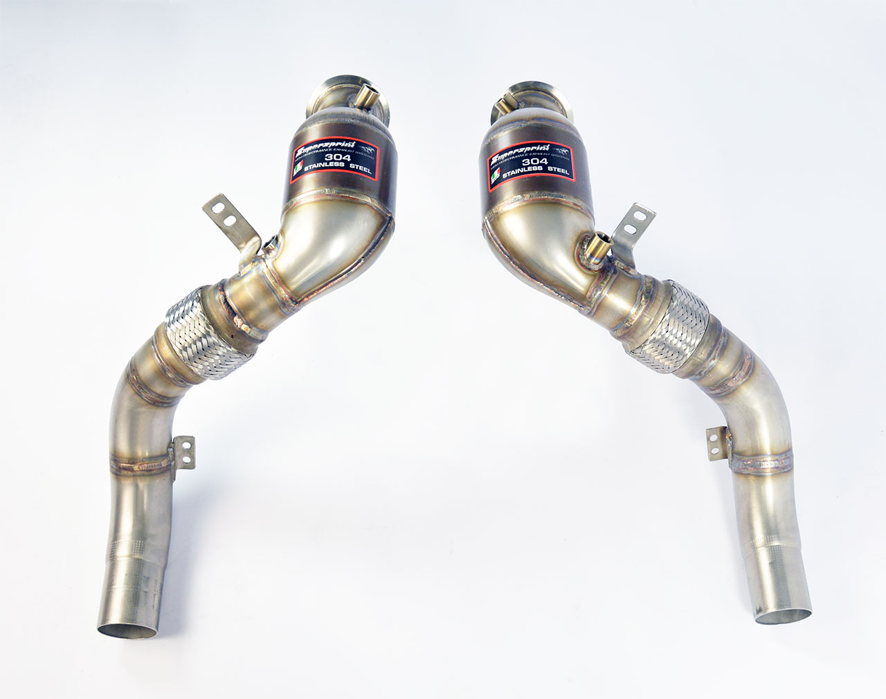Supersprint Exhaust for BMW G15 M850i xDrive V8 (530 Hp) 2018 ->