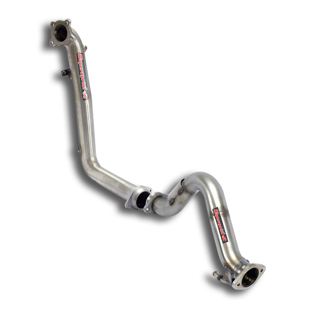 Seat - SEAT ALTEA 1.2 TSi (86 Hp - 105 Hp) 2010 -> 04/2011 Downpipe kit<br>(Replaces the stock catalytic converter), performance exhaust systems