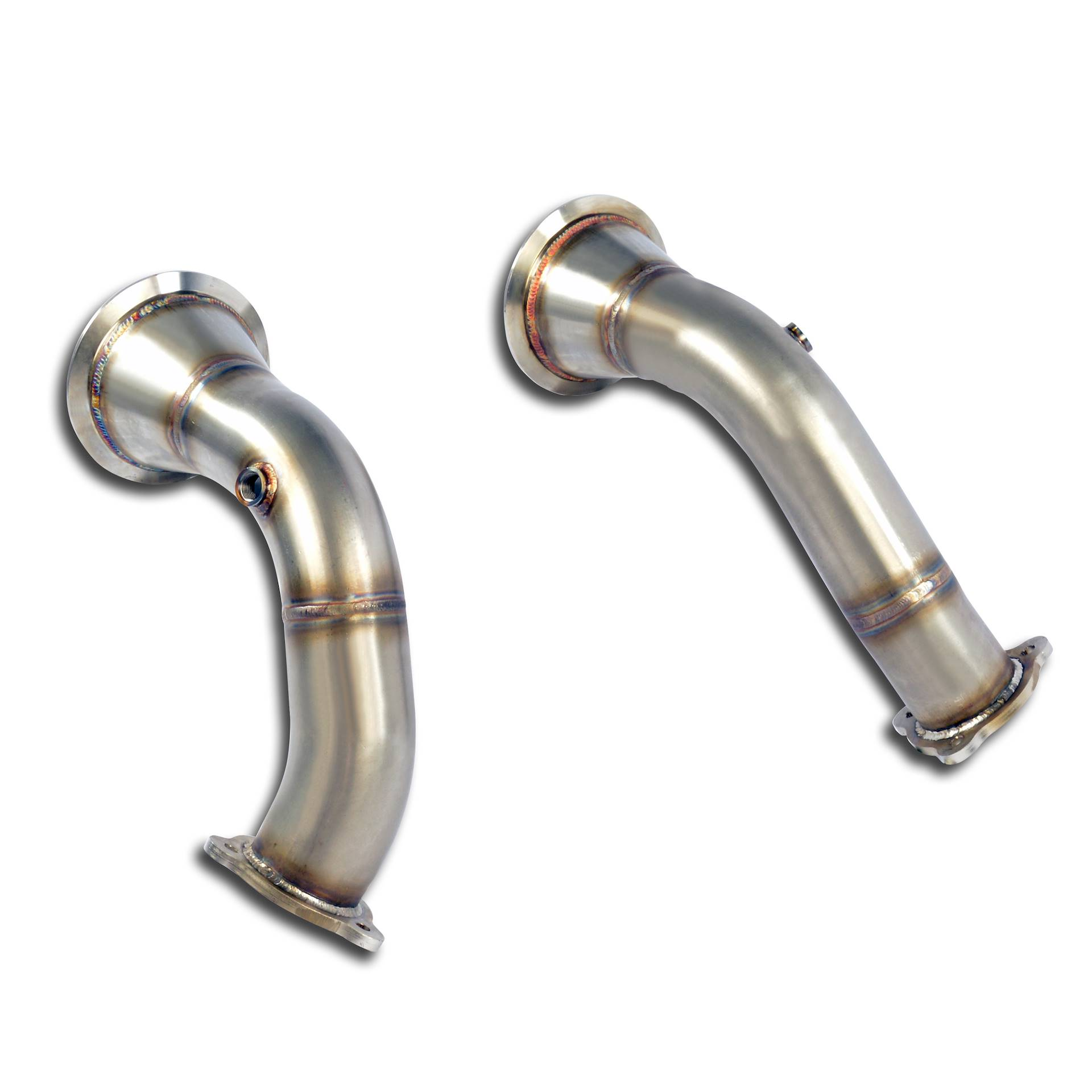 Performance sport exhaust for Audi RS4 B9 with valve, AUDI