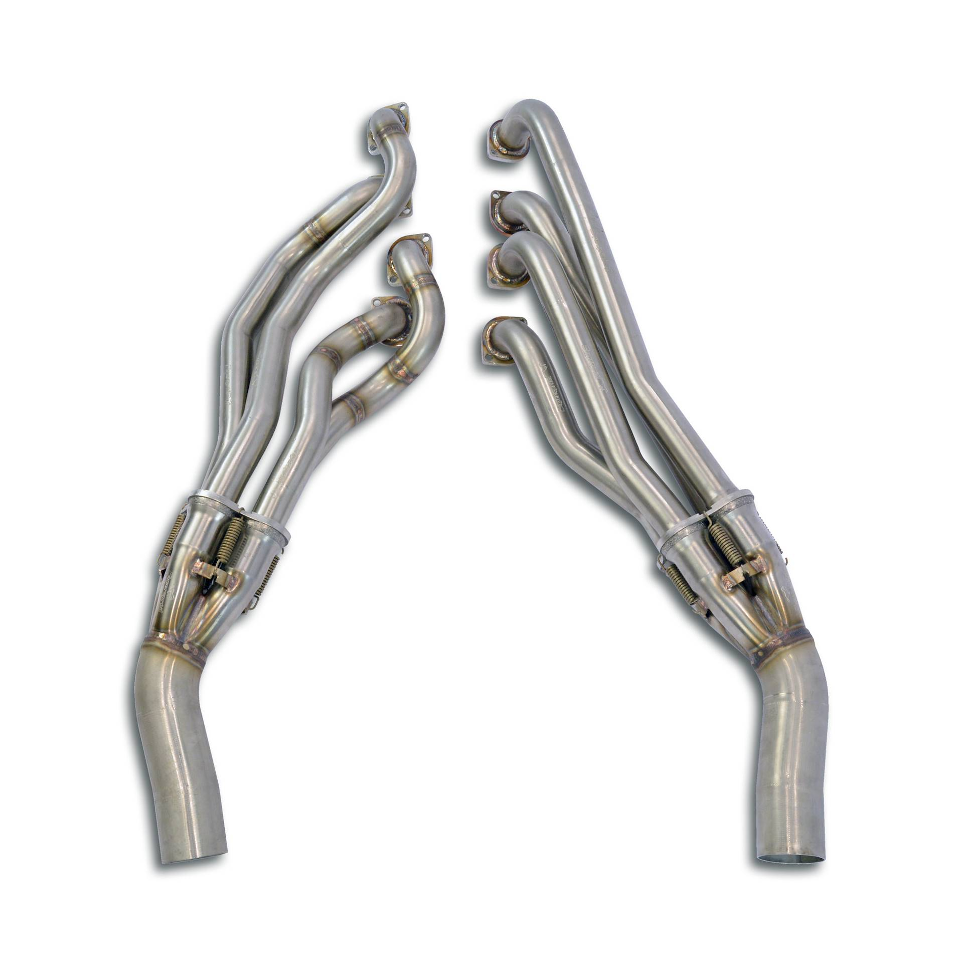 Performance sport exhaust for BMW E39 Touring 540i Dual-Pipe