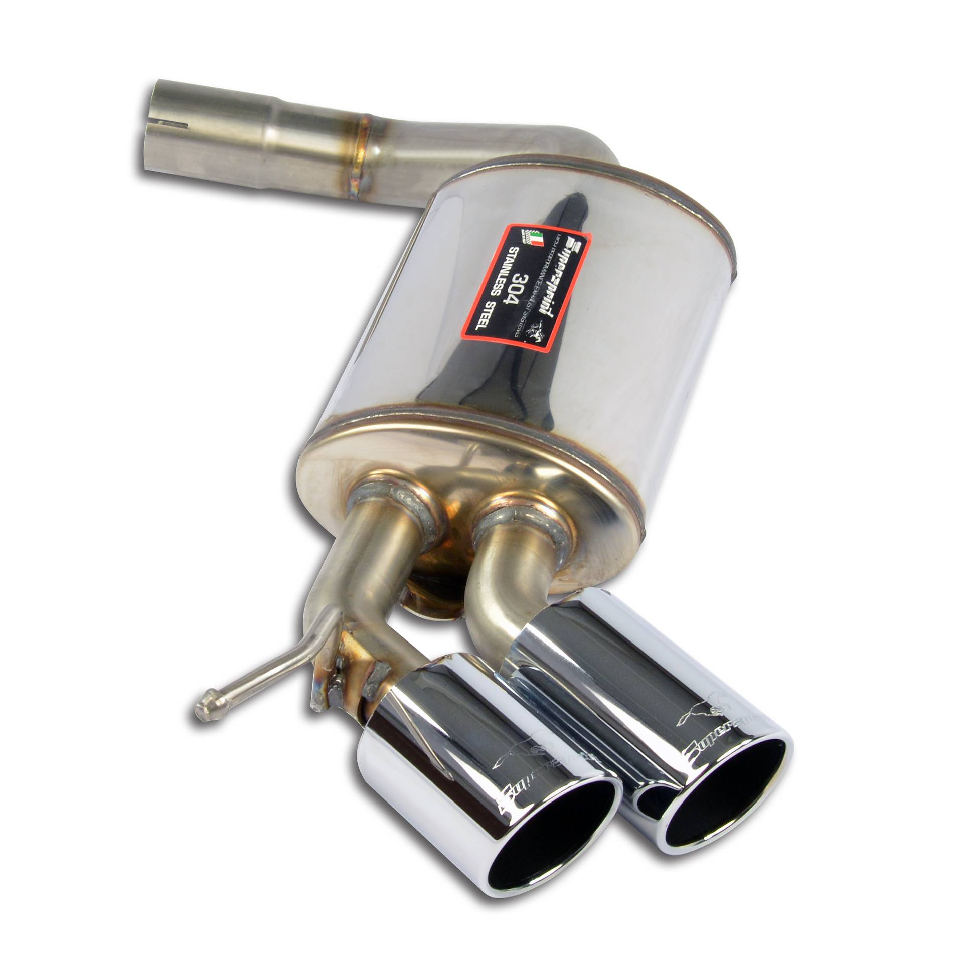 BMW E87 118d (N47 - 143 Hp) 2007 -> 2012, BMW, exhaust systems