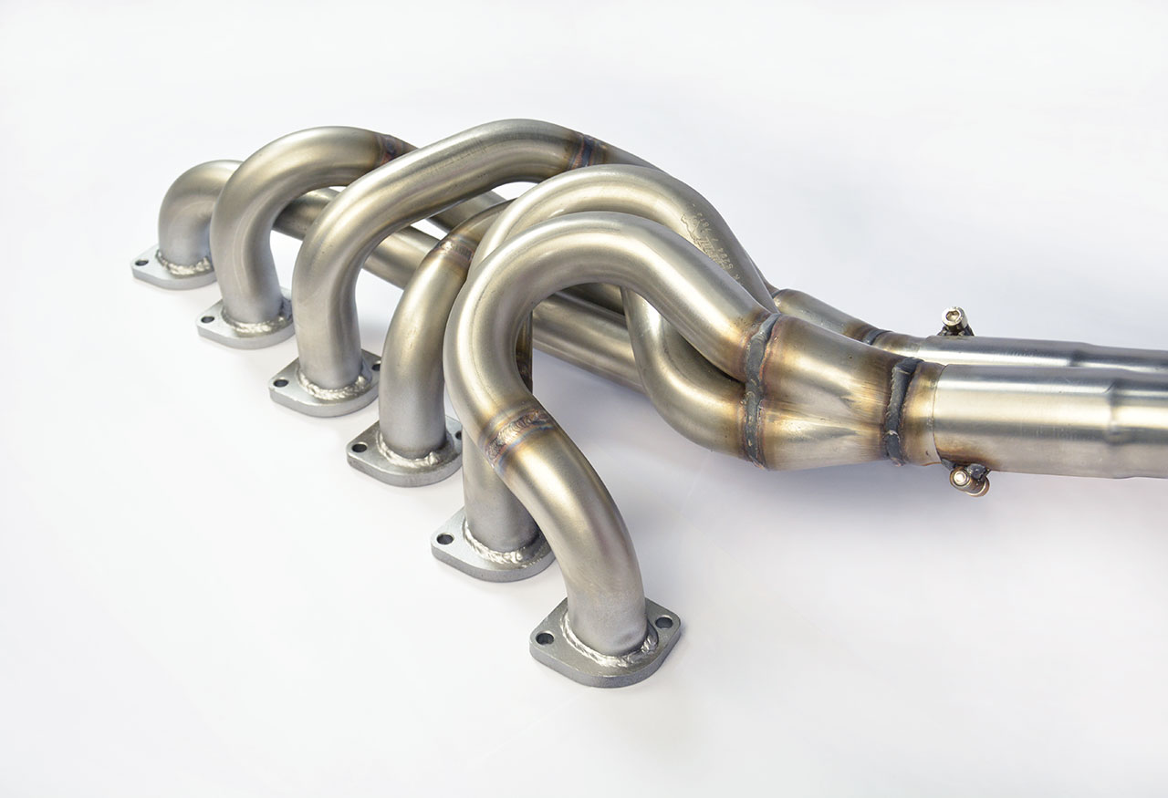 Supersprint Exhaust for BMW E12 M 535i '80 -> '81