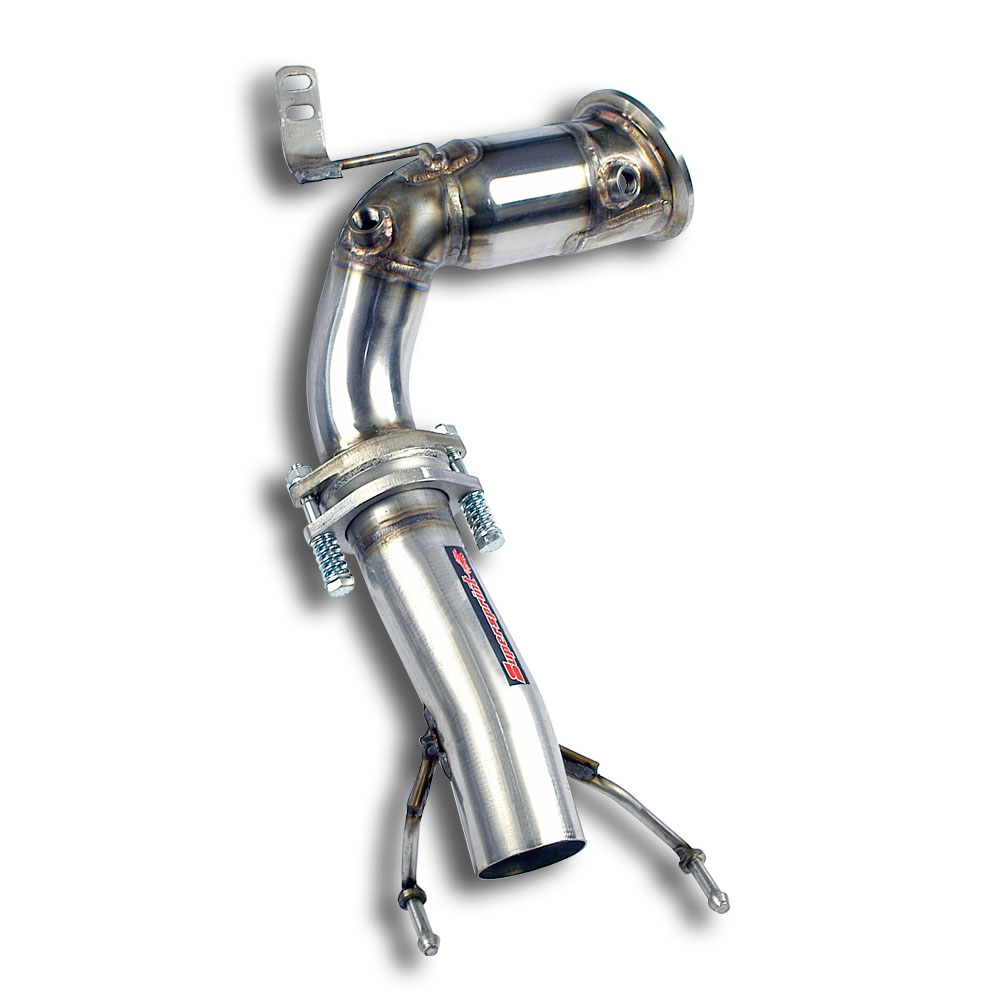 BMW - BMW F49 X1 2.0Li Turbo (Motore B48 - 192 Hp) 2015 -> Turbo downpipe kit<br>(Replaces OEM catalytic converter), performance exhaust systems
