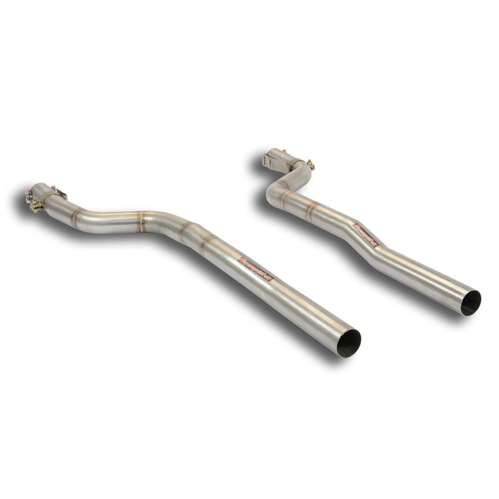 Mercedes - MERCEDES S210 E 280 V6 (S.W.) ' 97 -> ' 03 Front pipes Right - Left (Replaces catalytic converter), performance exhaust systems