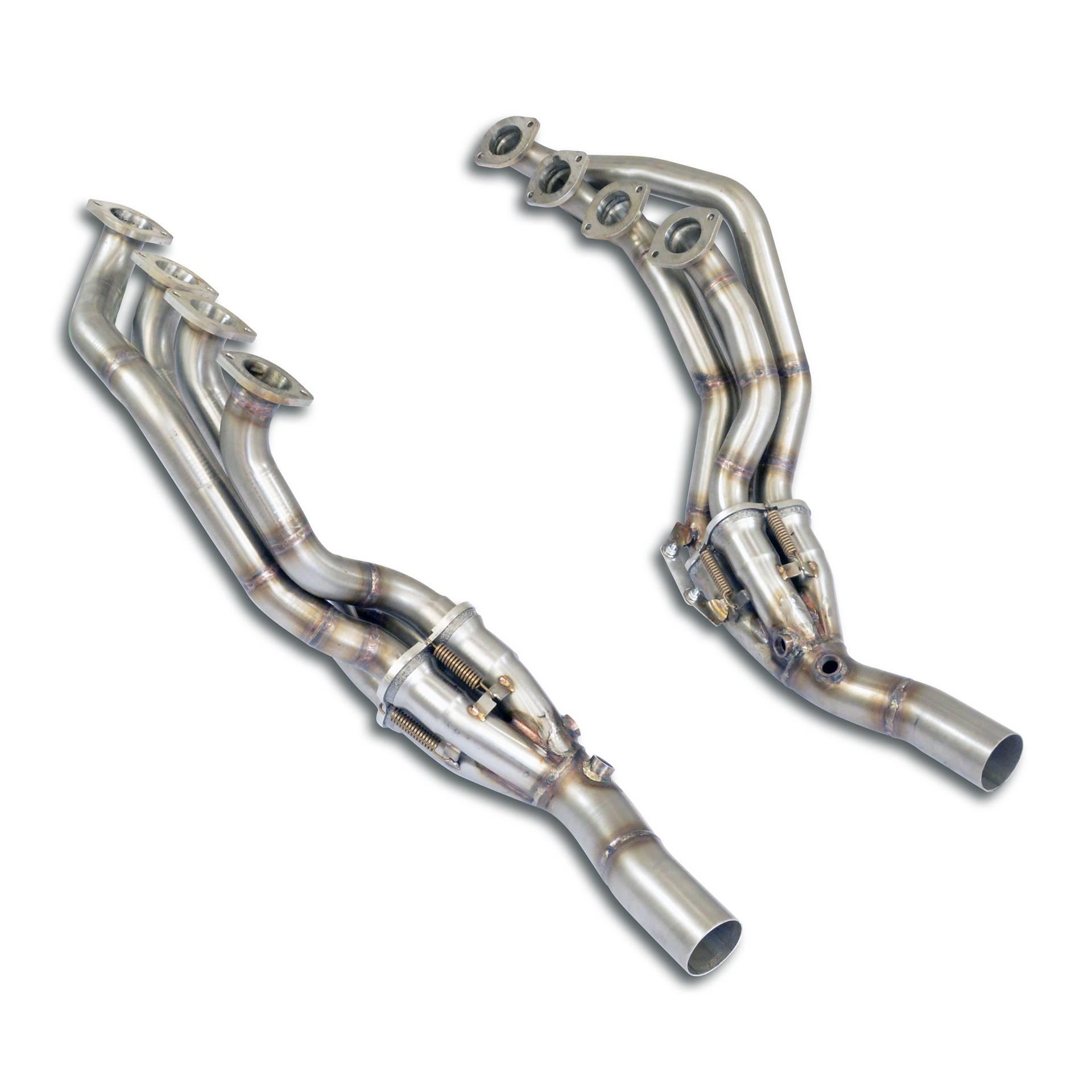 Supersprint manifolder til Mercedes C 55 AMG W203 V8